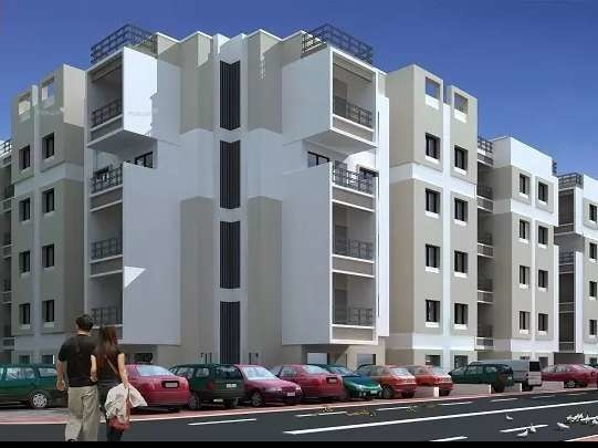 782 sqft, 2 bhk Apartment in Builder ashok vatik Narsala Road, Nagpur at Rs. 19.9000 Lacs