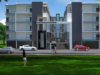 550 sqft, 1 bhk Apartment in Builder Green View Apartment Chipiyana Buzurg, Ghaziabad at Rs. 12.5060 Lacs