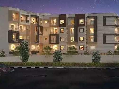 1345 sqft, 2 bhk Apartment in Builder Project Kundalahalli, Bangalore at Rs. 68.5700 Lacs