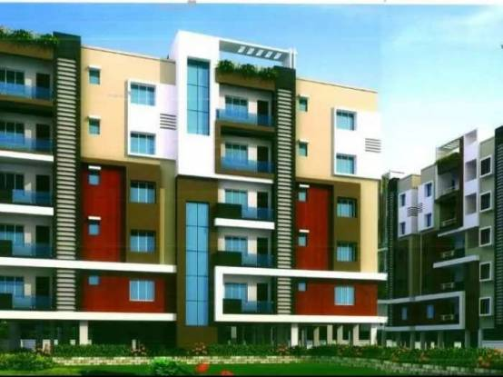1530 sqft, 3 bhk Apartment in Builder oceanic Heights Yendada, Visakhapatnam at Rs. 55.0000 Lacs