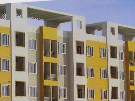 950 sqft, 2 bhk Apartment in Builder sai vista Amlihdih, Raipur at Rs. 25.0000 Lacs