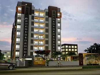 1710 sqft, 3 bhk Apartment in Builder Samarpan Heights Bhaijipura, Gandhinagar at Rs. 19500