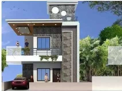 2 BHK Independent Houses For Sale In Kanadia Indore: