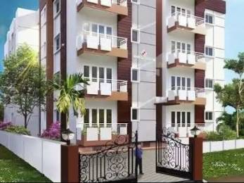 1070 sqft, 2 bhk Apartment in Builder S Square Residency Off Bannerghatta Road, Bangalore at Rs. 55.0000 Lacs