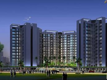 1115 sqft, 2 bhk Apartment in Gajra Bhoomi Gardenia 1 Roadpali, Mumbai at Rs. 13000
