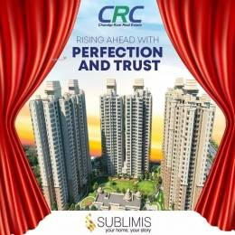 1485 sqft, 3 bhk Apartment in CRC Sublimis Sector 1 Noida Extension, Greater Noida at Rs. 46.7700 Lacs