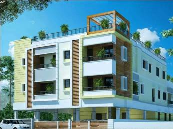 1238 sqft, 3 bhk Apartment in Builder Project Ashok Nagar, Chennai at Rs. 92.0000 Lacs