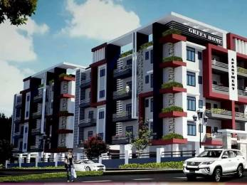 1000 sqft, 2 bhk Apartment in Builder Rajdhany Green Home Sachal Path VIP Road Bylane Number 1, Guwahati at Rs. 43.0000 Lacs