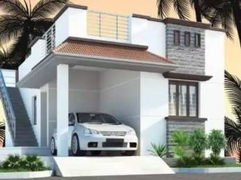 810 sqft, 2 bhk Villa in Builder Project Kalpakkam, Chennai at Rs. 29.0000 Lacs