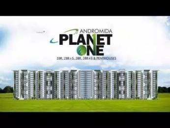 1180 sqft, 2 bhk Apartment in Andromida Planet One Indraprastha Yojna, Ghaziabad at Rs. 34.2200 Lacs