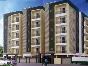 1206 sqft, 2 bhk Apartment in Builder Sjr residency Panthur Panathur, Bangalore at Rs. 47.7100 Lacs