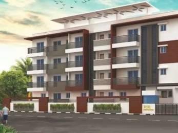 1055 sqft, 2 bhk Apartment in Builder Carp white lotus Horamavu Agara, Bangalore at Rs. 42.9800 Lacs
