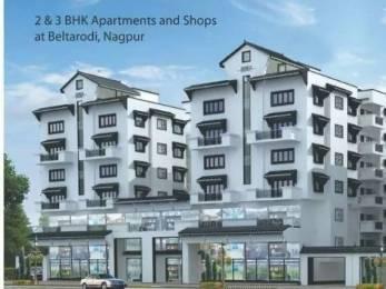 1000 sqft, 2 bhk Apartment in Fakhri Babji Enclave Beltarodi, Nagpur at Rs. 31.0000 Lacs