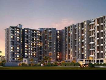 625 sqft, 1 bhk Apartment in Goel Ganga Ganga Amber Tathawade, Pune at Rs. 41.0000 Lacs