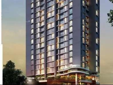 579 sqft, 1 bhk Apartment in Ceear Primo Bhandup West, Mumbai at Rs. 80.0000 Lacs