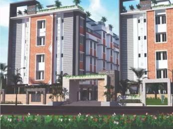 1330 sqft, 3 bhk Apartment in Builder Bharathi Brik House Mogappair West, Chennai at Rs. 62.0000 Lacs