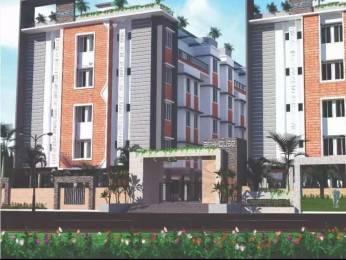 1130 sqft, 3 bhk Apartment in Builder Bharathi Brik House Mogappair West, Chennai at Rs. 60.0000 Lacs