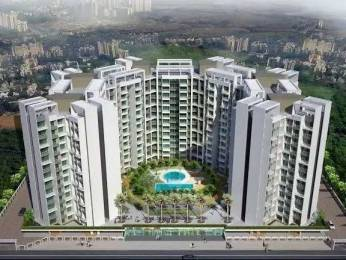 650 sqft, 1 bhk Apartment in Gajra Bhoomi Gardenia 1 Roadpali, Mumbai at Rs. 9000