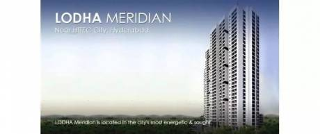 1278 sqft, 2 bhk Apartment in Lodha Meridian Kukatpally, Hyderabad at Rs. 84.9900 Lacs