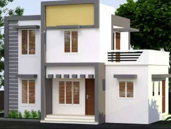 750 sqft, 2 bhk Villa in Chathamkulam Builders Temple Park Koottupaatha, Palakkad at Rs. 31.0000 Lacs