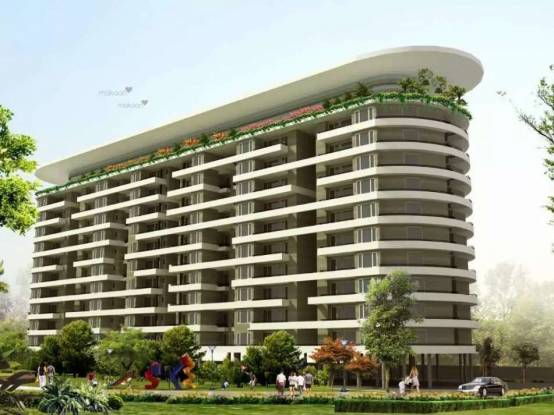 1275 sqft, 2 bhk Apartment in Builder Amayra Grerens phase 2 Kharar Mohali, Chandigarh at Rs. 29.7500 Lacs