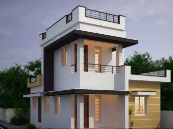 700 sqft, 2 bhk Villa in Chathamkulam Builders Temple Park Koottupaatha, Palakkad at Rs. 30.0000 Lacs