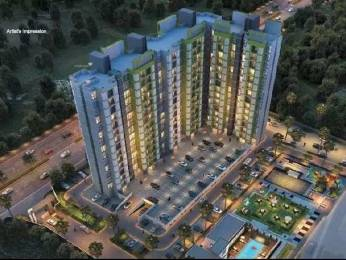 885 sqft, 2 bhk Apartment in Vascon Citron Phase 2 Wagholi, Pune at Rs. 43.4200 Lacs
