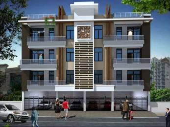 1375 sqft, 3 bhk Apartment in Chaudhary Samyak Sadan Kalyanpur, Kanpur at Rs. 45.0000 Lacs