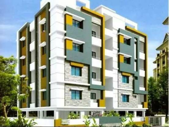 1630 sqft, 3 bhk Apartment in Builder Infocity Delight Nallagandla Gachibowli, Hyderabad at Rs. 60.3100 Lacs