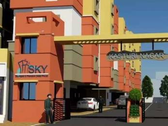 732 sqft, 2 bhk Apartment in Haappyhome Construction Builders Haappy Kasturi Nagar Besa, Nagpur at Rs. 3300