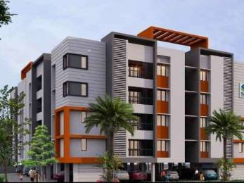 1025 sqft, 3 bhk Apartment in Builder Project Ambattur, Chennai at Rs. 60.9000 Lacs