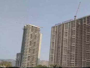574 sqft, 1 bhk Apartment in Space Balaji Symphony Phase 3 Panvel, Mumbai at Rs. 56.1300 Lacs