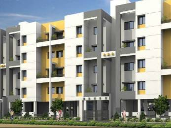 945 sqft, 2 bhk Apartment in Fakhri Harmony Residency Besa, Nagpur at Rs. 31.0000 Lacs