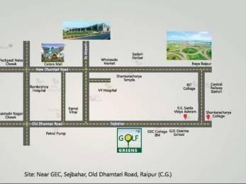 1000 sqft, Plot in Builder Project Old Dhamtari Road, Raipur at Rs. 12.0000 Lacs