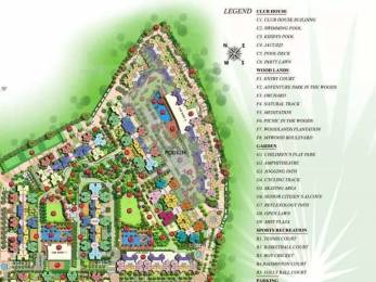 1110 sqft, 2 bhk Apartment in Mahagun Mywoods Phase 2 Sector-16 B Gr Noida, Greater Noida at Rs. 7500