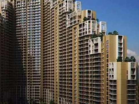 1404 sqft, 2 bhk Apartment in Indiabulls One Indiabulls Sector 104, Gurgaon at Rs. 74.4230 Lacs