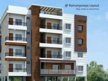 1390 sqft, 3 bhk Apartment in Shivaganga Hemavathi Dwarakamai Uttarahalli, Bangalore at Rs. 61.1600 Lacs