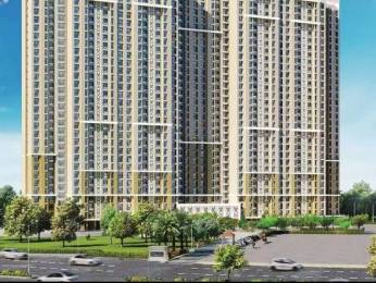 545 sqft, 2 bhk Apartment in Dosti West County Oak Thane West, Mumbai at Rs. 78.3548 Lacs