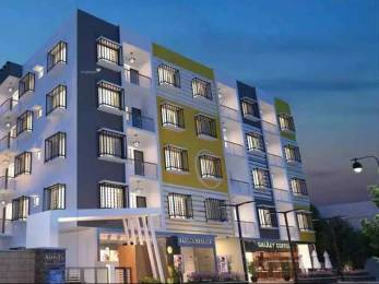 738 sqft, 2 bhk Apartment in Builder Project Chandannagar Station Road, Kolkata at Rs. 24.0000 Lacs