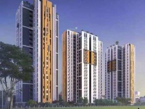 960 sqft, 2 bhk Apartment in Ambuja Uddipa Dum Dum, Kolkata at Rs. 49.4000 Lacs