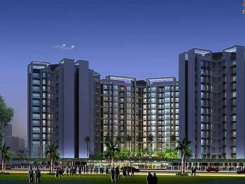 695 sqft, 1 bhk Apartment in Gajra Bhoomi Gardenia 1 Roadpali, Mumbai at Rs. 9000