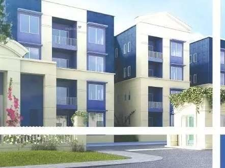 1880 sqft, 3 bhk Apartment in Builder Project Mogappair, Chennai at Rs. 1.1073 Cr
