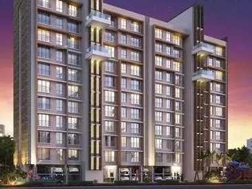 1096 sqft, 3 bhk Apartment in Veena Santoor Phase II Borivali West, Mumbai at Rs. 2.4000 Cr