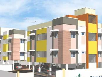 789 sqft, 2 bhk Apartment in Builder Jaiggurus harini Kovilambakkam, Chennai at Rs. 36.6885 Lacs