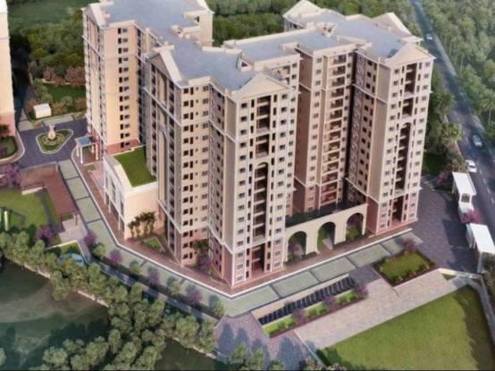 1420 sqft, 3 bhk Apartment in Skylark Royaume Electronic City Phase 2, Bangalore at Rs. 70.5360 Lacs