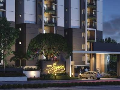 1618 sqft, 3 bhk Apartment in Sri Aditya Wiiz Lagoon Pragathi Nagar Kukatpally, Hyderabad at Rs. 70.0000 Lacs