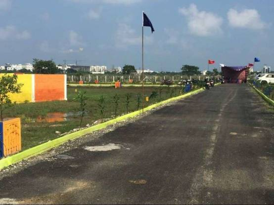 970 sqft, Plot in Builder Engineers Park Phase 1 Padur, Chennai at Rs. 27.6450 Lacs