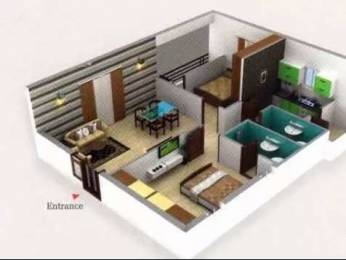 1000 sqft, 2 bhk Apartment in Builder Lotus heights Boyapalem, Visakhapatnam at Rs. 26.0000 Lacs