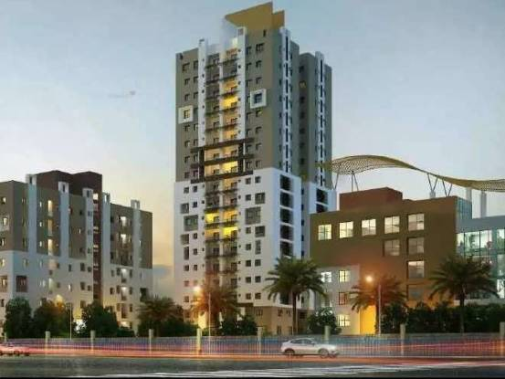 1682 sqft, 3 bhk Apartment in Signum Aristo Jorabagan, Kolkata at Rs. 1.1774 Cr