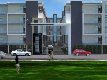 515 sqft, 1 bhk Apartment in Builder Green View Apartment Chipiyana Buzurg, Ghaziabad at Rs. 12.5000 Lacs